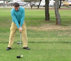 Profesional de golf Armando Martin, Golfista Profesional en Aravaca