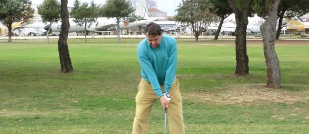 Armando Martin, Golfista Profesional en Madrid -
