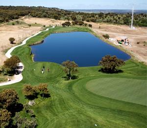 Ángeles de San Rafael, Campo de Golf en Segovia - Castilla y León