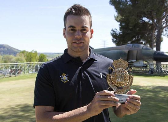 antonio hortal ganador de la segunda prueba del circuito de madrid 2013
