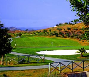 Baviera Golf , Campo de Golf en Málaga - Andalucía