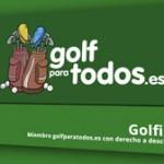 tarjeta descuento golfparatodos