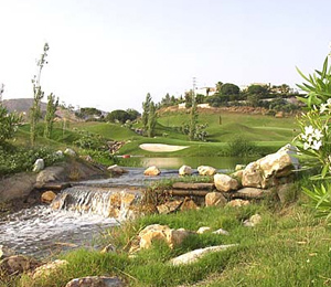 Cabopino Golf, Campo de Golf en Málaga - Andalucía
