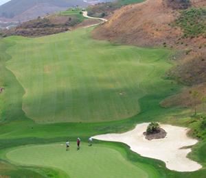 Calanova Golf Club, Campo de Golf en Málaga - Andalucía