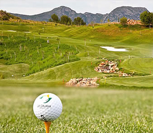 Campo de Golf La Galiana, Campo de Golf en Valencia - Comunidad Valenciana