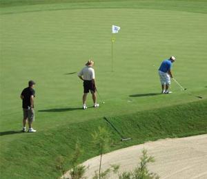 Campo de Golf Lo Romero, Campo de Golf en Alicante/Alacant - Comunidad Valenciana