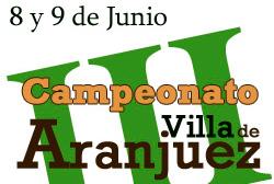 <!--:es-->Programa de actividades III Campeonato Villa de Aranjuez<!--:-->