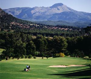 Club de Golf de Poniente, Campo de Golf en Illes Balears - Islas Baleares
