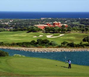 club de golf la cañada | campo de golf guadiaro san roque