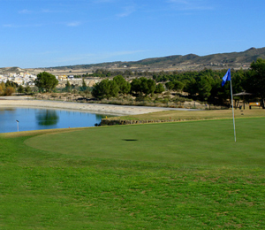 Club Sensol Golf, Campo de Golf en Murcia - Región de Murcia