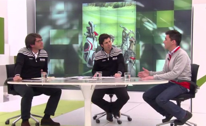 DBGOLF Interview at Canal+Golf,Spain