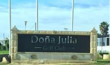 Jugar al golf en Casares. Doña Julia Club de Golf, Campo de Golf en Casares