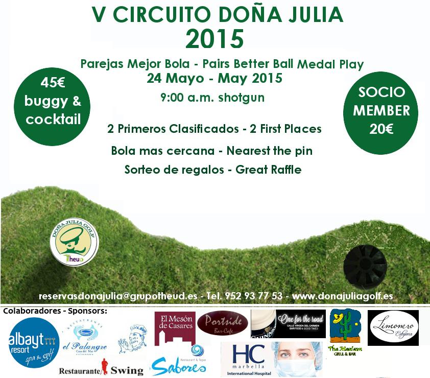 4ª Prueba V Circuito Doña Julia