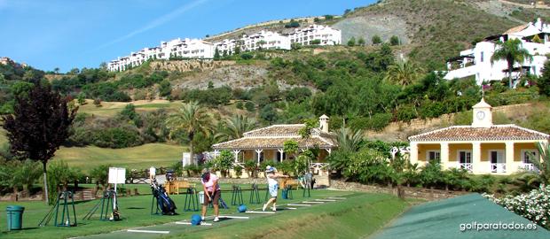 Escuela de Golf La Quinta, Academia de Golf en  -