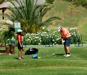 Clases de golf Clases Individuales en Escuela de Golf La Quinta, Academia de Golf en Málaga - Andalucía