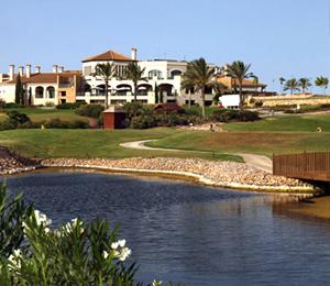 Hacienda del Alamo Club de Golf, Campo de Golf en Murcia - Región de Murcia
