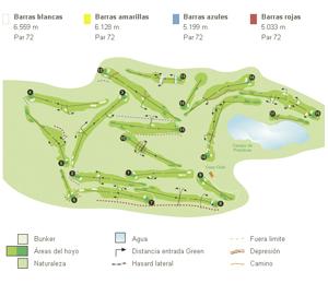Izki Golf, Campo de Golf en Álava - País Vasco
