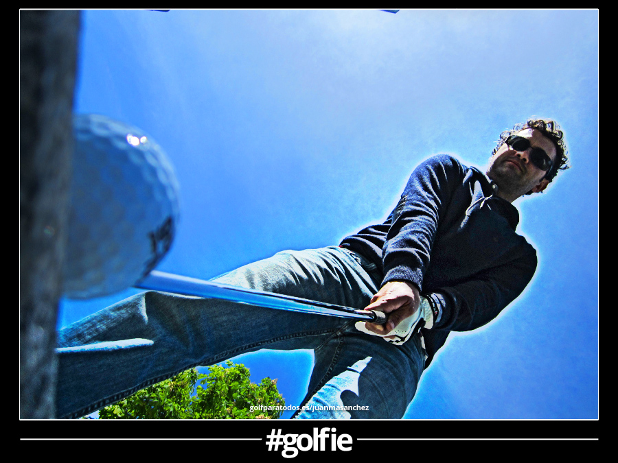 golfie por madrid 1