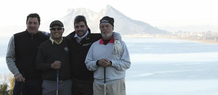 Juanma Sánchez Leal, Golfista Aficionado en  -