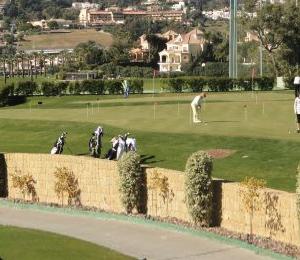 Jugar al golf en Nueva Andalucía - Marbella. Los Naranjos Golf Club, Campo de Golf en Nueva Andalucía - Marbella