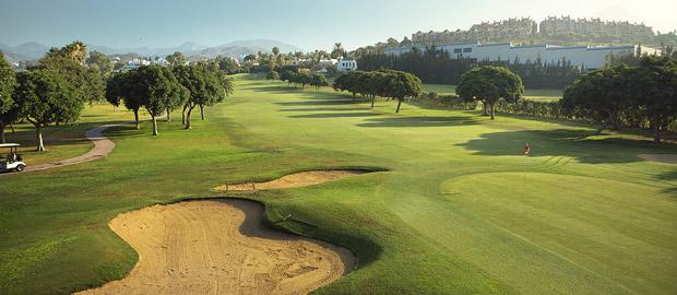 Los Naranjos Golf Club, Campo de Golf en Málaga - Andalucía