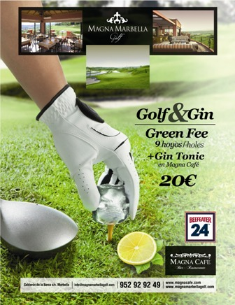 Oferta Golf&Gin