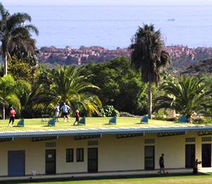 Jugar al golf en Marbella. Marbella Golf Country Club, Campo de Golf en Marbella