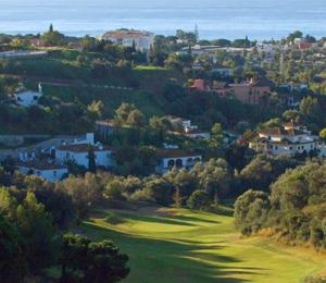 Marbella Golf Country Club, Campo de Golf en Málaga - Andalucía