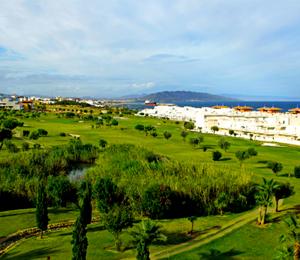 Marina Golf Mojácar, Campo de Golf en  -