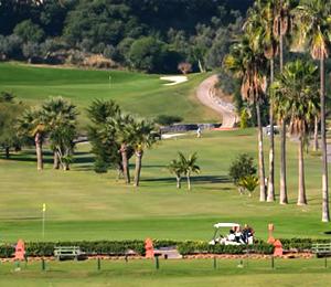 Santa Clara Golf Marbella, Campo de Golf en Málaga - Andalucía