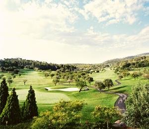 Son Muntaner Golf, Campo de Golf en Illes Balears - Islas Baleares