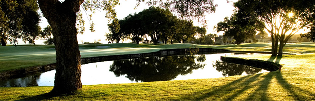 Jugar al golf en San Roque. The San Roque Club, Campo de Golf en San Roque