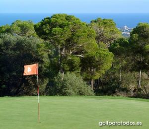 Vall d'Or Golf , Campo de Golf en Illes Balears - Islas Baleares