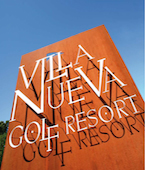 @VillaNueva Golf Resort,Campo de Golf en Cádiz - Andalucía, ES