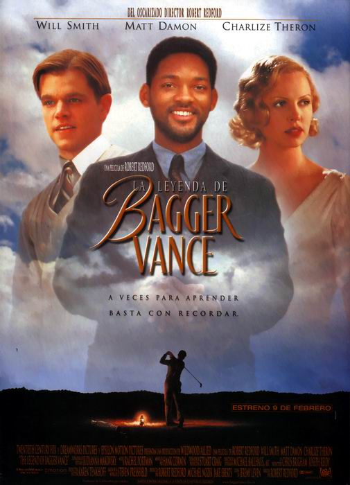 The legend of Bagger Vannce Will Smith, Matt Damon Charlize Theron