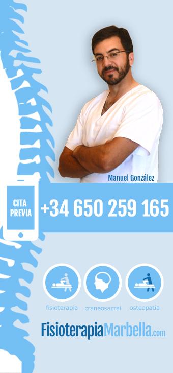 Clinica fisioterapeuta en Marbella, San Pedro de Alcántara