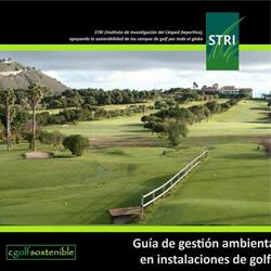 <!--:es-->Guía de gestión ambiental en instalaciones de golf<!--:-->